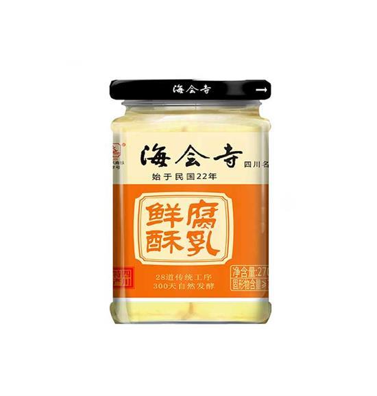海会寺鲜酥腐乳