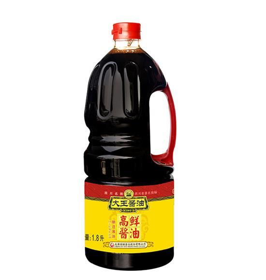 1.8L高鲜酱油