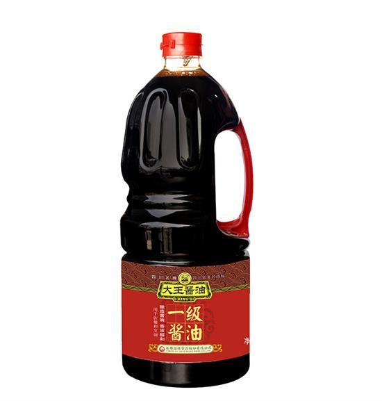1.8L一级酱油