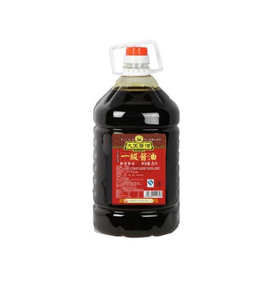 5L一级酱油