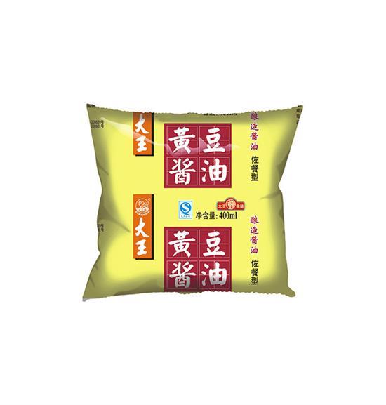 400ml大王黄豆酱油