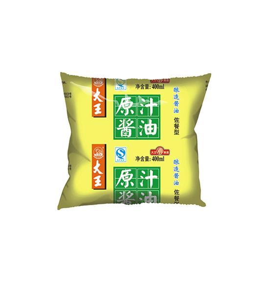 400ml大王原汁酱油