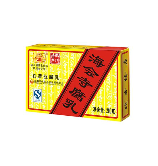 200g白菜腐乳(盒装)